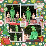 Merry Grinchmas Extras