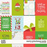 Merry Grinchmas Cards