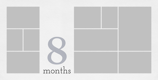 Baby's First Year - Soft & Muted