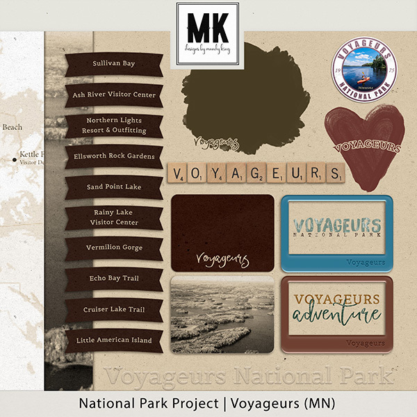 National Park Project Voyageurs (MN)