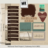 National Park Project Gateway Arch (MO)