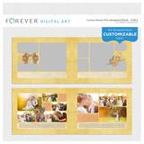 Lovey Dovey Pre-Designed Book 11x8.5