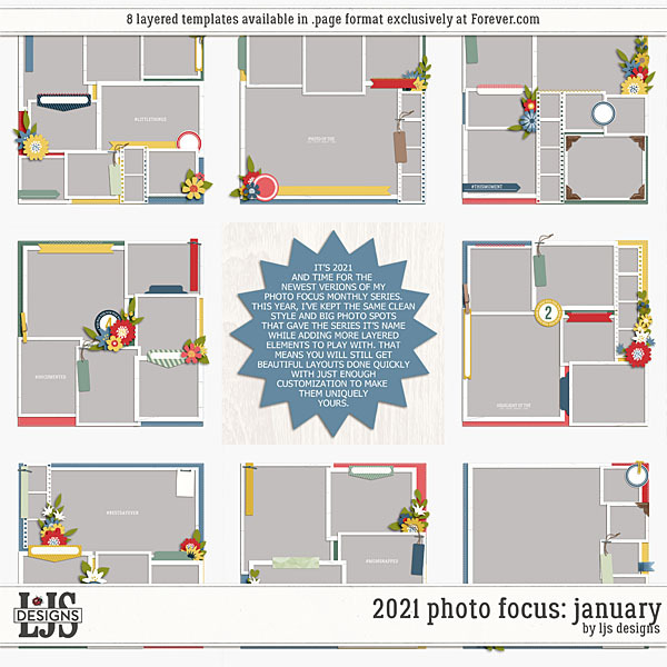2021 Photo Focus - January