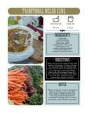 Classic Cookbook Templates - 8.5x11