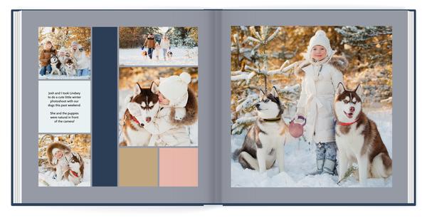 Lickety Split Winter Photo Book