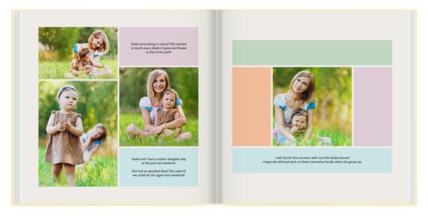 Lickety Split Spring Photo Book