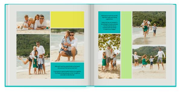 Lickety Split Summer Photo Book