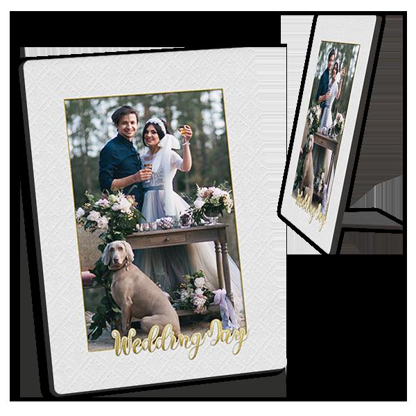 Golden Wedding Day Tabletop