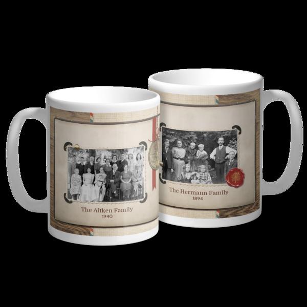 Family Album Mug Mug
