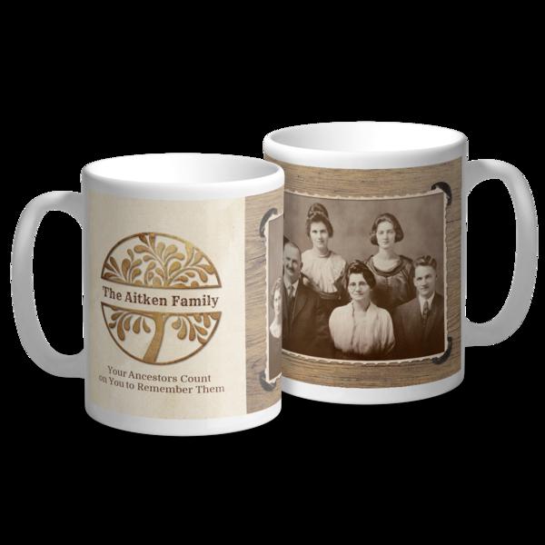 Family Tree Mug Mug