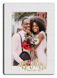 Timeless Tabletop Templates - Mr & Mrs