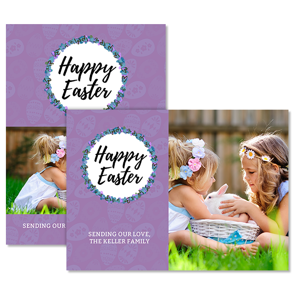Happy Easter Card Card