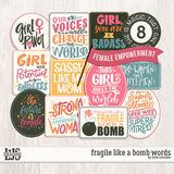 Fragile Like A Bomb Words