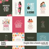 Fragile Like A Bomb Cards 2