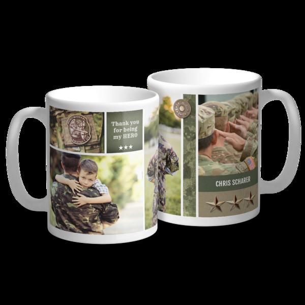 Military Mug Mug