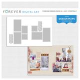 Forever Design Maps 54 - 8.5x11
