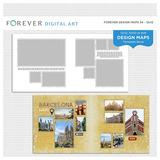 Forever Design Maps 54 - 12x12