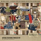 Vintage Memories Traveler Kit