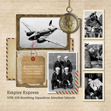 Vintage Memories Traveler Papers