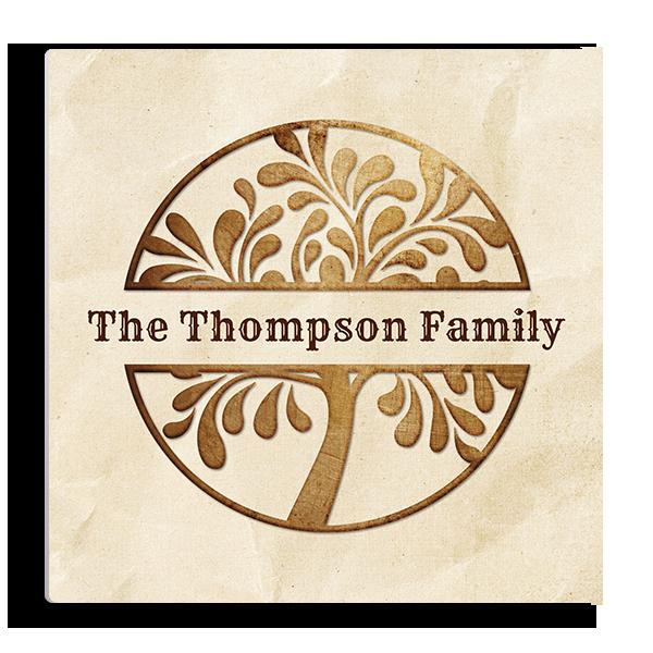 Family Tree Panel Panel