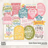 Love Lives Here Words