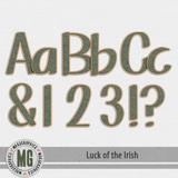 Luck of the Irish Alpha