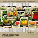 Farmhouse Fresh Seed Packets