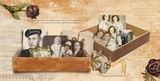 Artistic License Memory Boxes Seamless Layflat