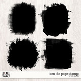Turn The Page Masks