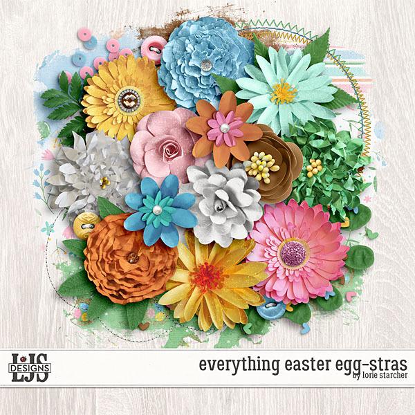 Everything Easter Egg-stras