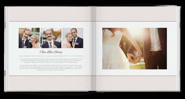 Elegant Occasion Photo Book