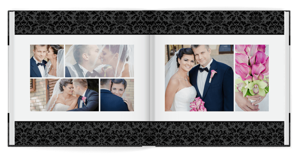 Formal Occasion Photo Book