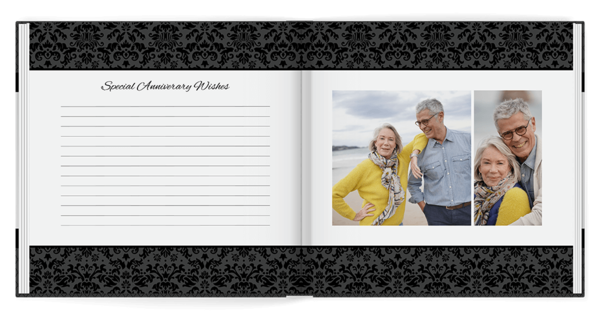 Formal Occasion Guest Book Photo Book