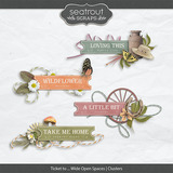 Ticket to ... Wide Open Spaces Bundle