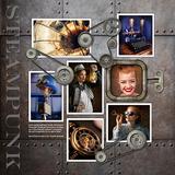Steampunk Kit