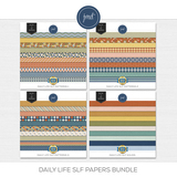Daily Life SLF Papers Bundle