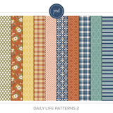 Daily Life Patterns 2