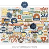 Daily Life Embellishments