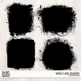 Who I Am Masks
