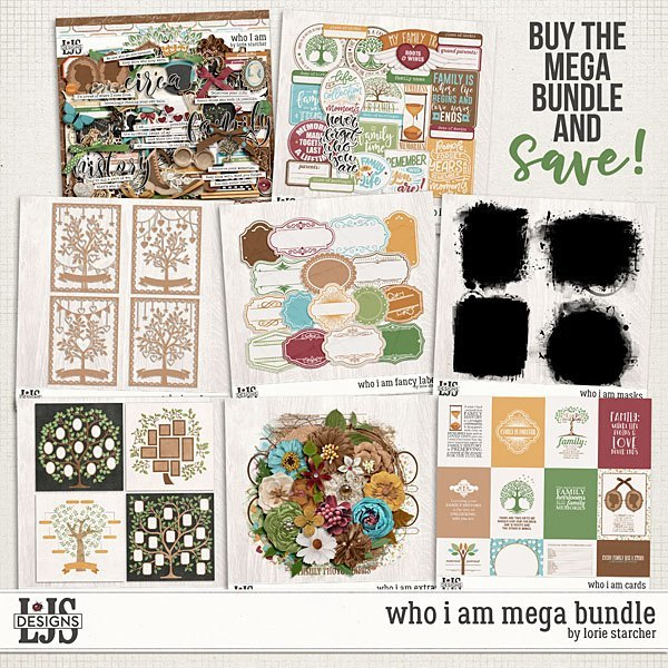 Who I Am Mega Bundle