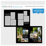 Forever Design Maps 55 - 8.5x11