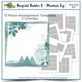 Blueprint Builder 1 - Mountain Top