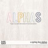A Spring Day Alphas