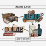 Ancestors - Bundle