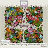 When Comes The Spring Whimsical Part Deux Bundle