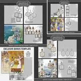 Artistic License Hanging Frames Bonus Bundle - 12x12