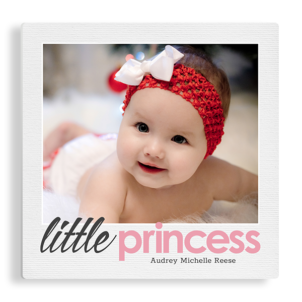 Little Princess Panel Panel