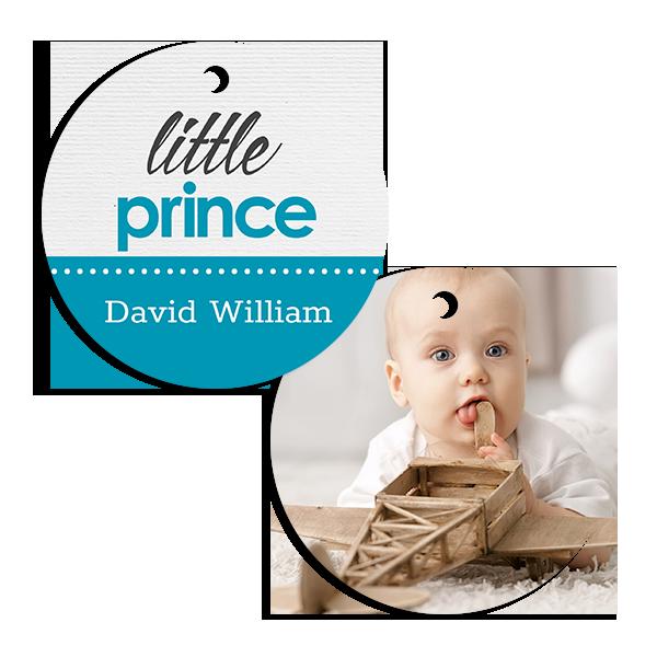 Little Prince Ornament
