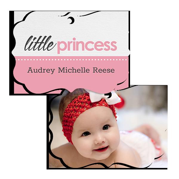 Little Princess Ornament Ornament