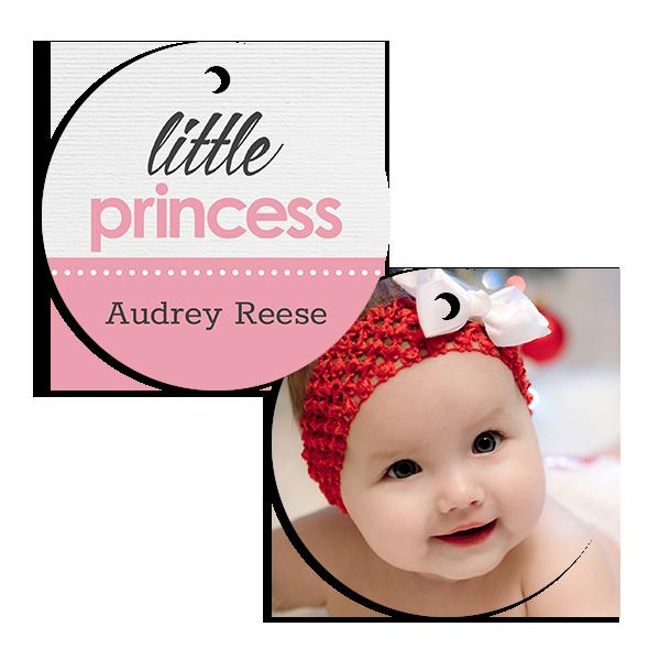 Little Princess Ornament